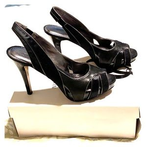 Nine West NWBESEEN Black Mult SA Size: 9